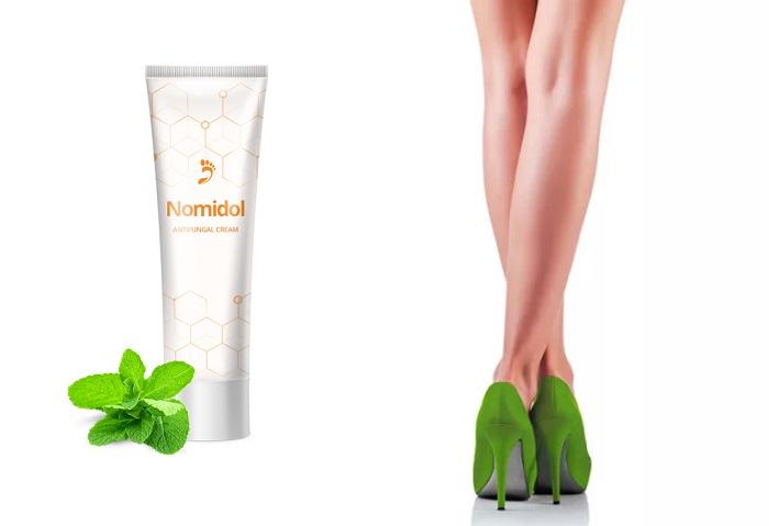 NOMIDOL a láb gomba: őrizd meg lábfejeid egészségét!