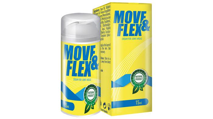 Move&Flex az ízületek számára: a krém az ízületi és csontizületi gyulladás ellen küzd
