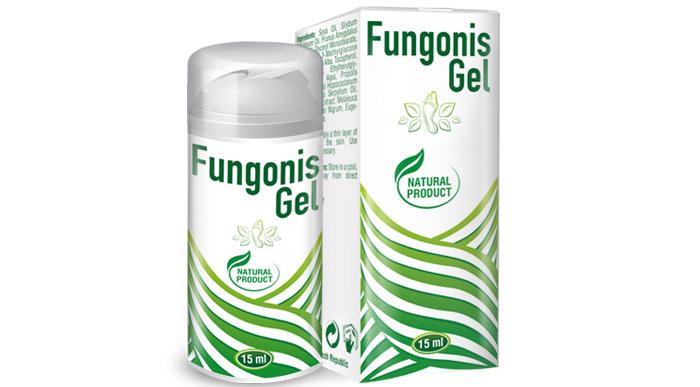 Fungonis Gel: természetes gombaellenes szer
