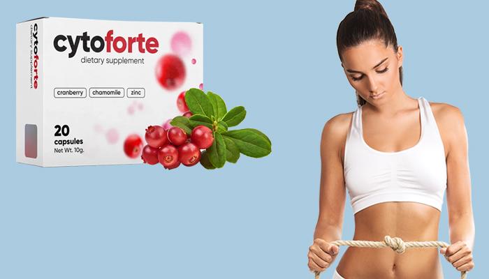 CytoForte: elsöprő csapás a hólyagfertőzésre és tüneteire