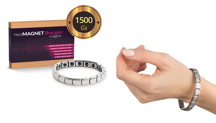 Neomagnet Bracelet: 7 perc alatt enyhül a fájdalom, 28 nap alatt örökre megszűnik