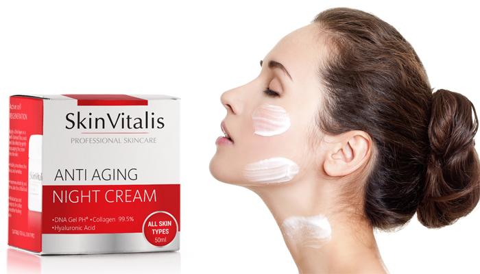 SkinVitalis: eltünteti az összes ráncot 28 nap alatt!