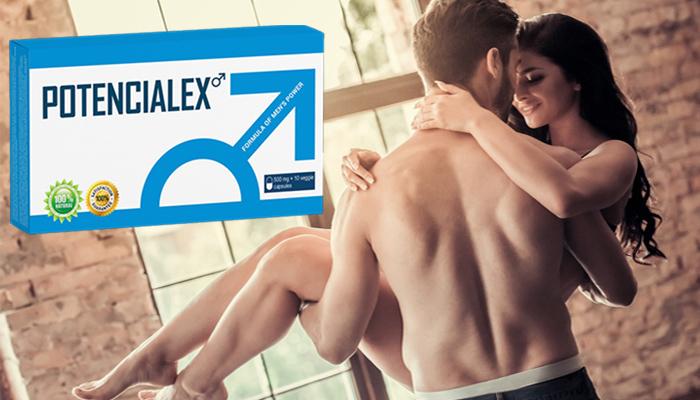 Potencialex: segít az impotencia elleni harcban!