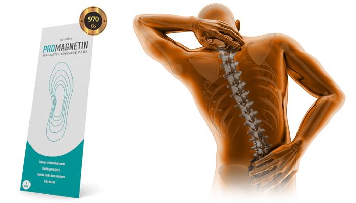Promagnetin mágneses talpbetétek: a 4 hetes kezelés megszünteti a fájdalmat