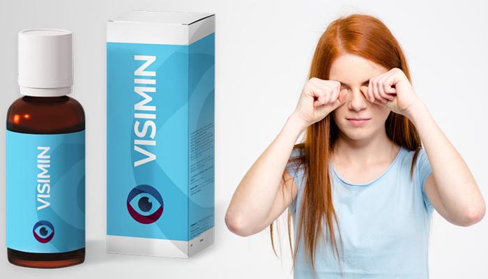 Visimin: megszünteti a szem betegség minden tüneteit és helyreállítja látását!