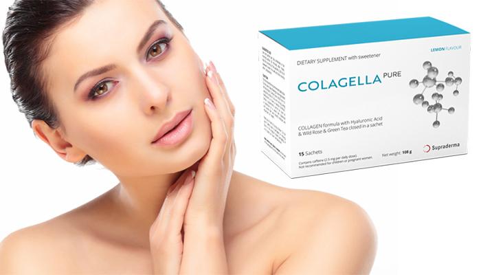 Colagella Pure: eltünteted a ráncok 98%-át és megfiatalítod arcbőrödet és nyakad kinézetét minimum 15 évvel 28 nap alatt
