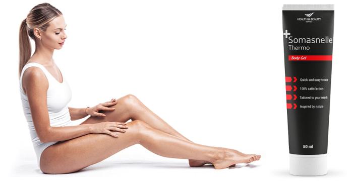 Somasnelle Gel: élvezd a gyönyörű lábat visszér nélkül!