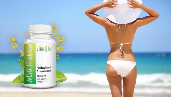 SlimJet a fogyás: készülj rá, hogy megmutasd a fitt tested