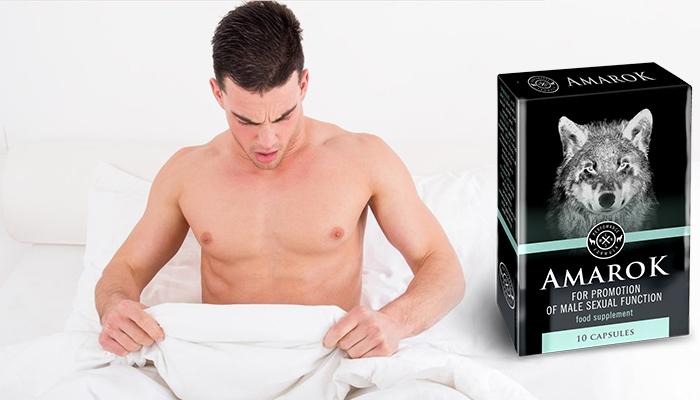 AMAROK a potenciaért: biztosítja a több és még több minőségi szexet