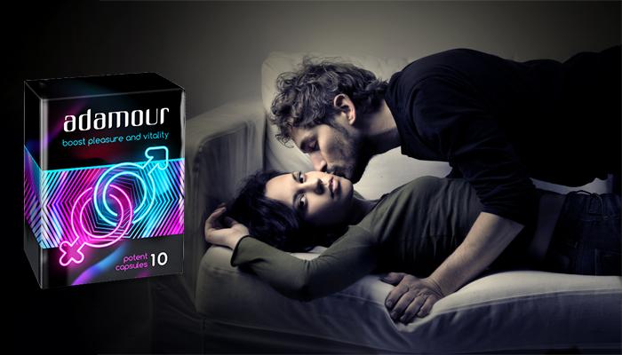 Adamour: kemény és stabil erekció akár 10 perc alatt