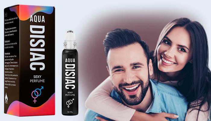 Aqua Disiac feromonalapú parfüm: vágyfokozó. Ismertető..