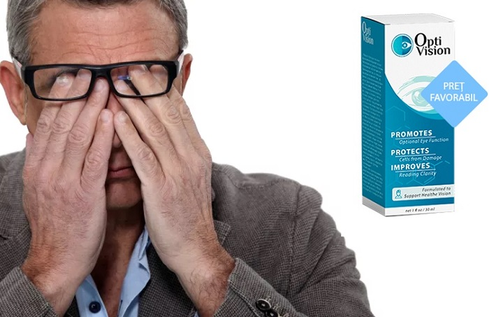 OPTIVISION látáshoz: 100%-os hatékonysággal állítja vissza a látást!