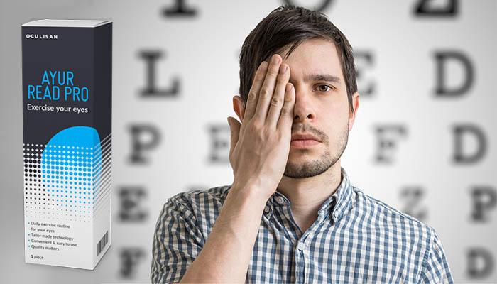 Ayur Read Pro ajurvédikus szemüveg: jó látás egy szempillantás alatt!