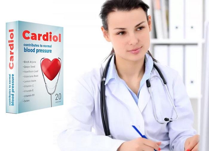 Cardiol a magas vérnyomás: megbízható védelmet a szív és az erek!