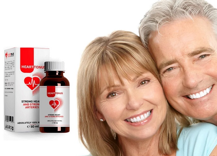 HeartTonus a magas vérnyomás: védi a szív és az erek az elkövetkező években!