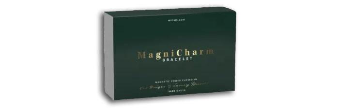 MagniCharm Bracelet fájdalom ellen: 7 perc alatt enyhül a fájdalom, 28 nap alatt örökre megszűnik
