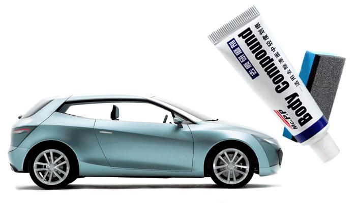 Body Compound karcolásgátló autó: forradalmi szer karcolások eltávolítására