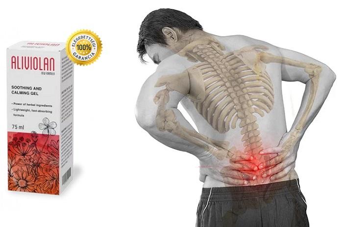 Aliviolan ízületekhez: 28 nap múlva elfelejted, hogy valaha is fájtak az ízületeid vagy a gerinced!