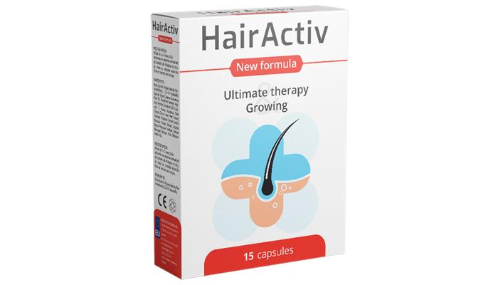 HairActiv a haj és a köröm növekedéséhez: egészséges köröm, hosszú szempillák, gyönyörű szemöldök és sűrű haj