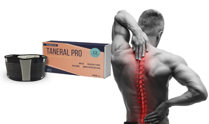 Taneral Pro ízületekhez: 28 nap múlva elfelejted, hogy valaha is fájt a gerinced!