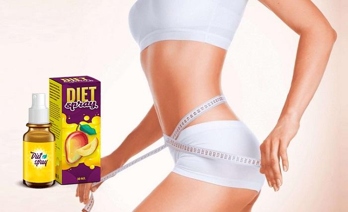 Diet Spray a fogyás: mindössze 1 permet is megszabadítja az éhségérzettől és visszaadja a karcsú alakot!