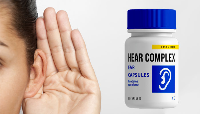 HEAR COMPLEX meghallgatásra: a hallás hatékony helyreállítója