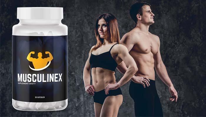 Musculinex az izomnövekedéshez: legyen izmos teste nagyobb erőfeszítés nélkül