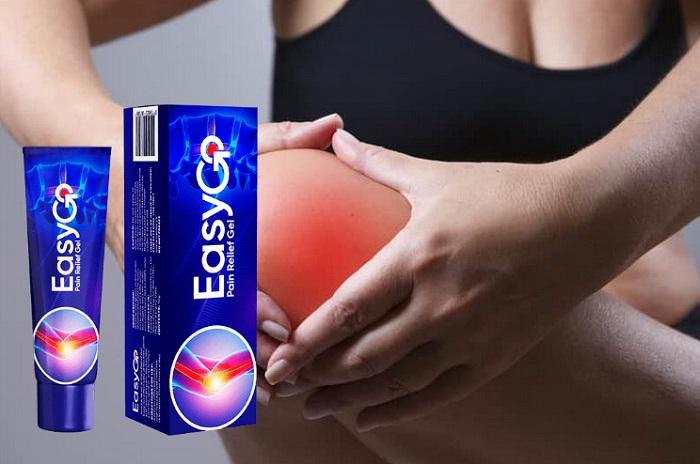 Easy GO az ízületek számára: hosszú ideig érezze a mozgás szabadságát!