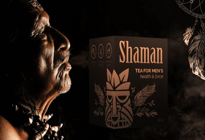SHAMAN TEA a hatékonyság érdekében: gyógytea az egészséges férfierőért!