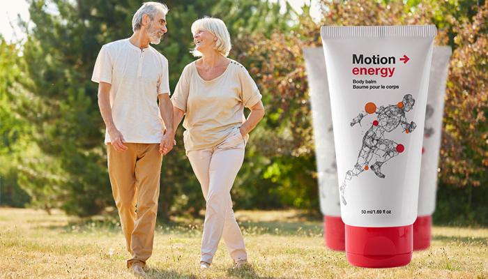 Motion Energy az ízületek számára: hatékony gyógyír az osteochondrosisra, osteoarthritisra és a sérülésekre