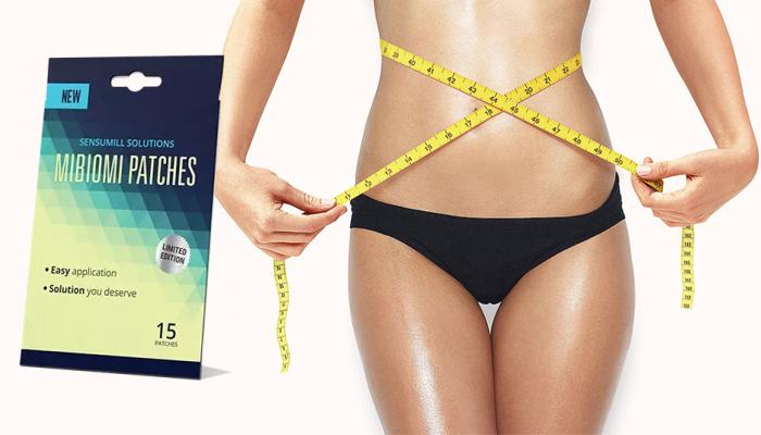 Mibiomi Patches a fogyás: 16 kiló 21 nap alatt!
