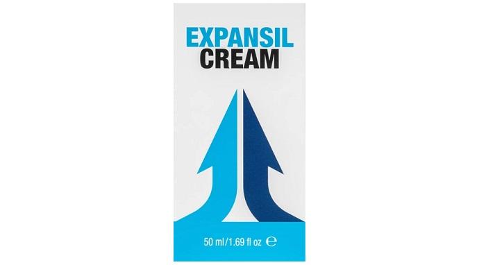 Expansil Cream a pénisz bővítés: ARANY STANDARD FÉRFIAK SZÁMÁRA!